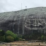 Billede af Stone Mountain Carving