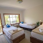 Tri share bedroom in Thirroul surf house for your greatest comfort