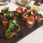 Bruschetta Sampler
