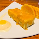 Orange Citrus Cheesecake