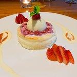 Berry Custard Meringue