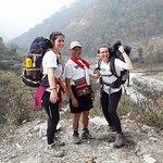 Poon hill trekking with GAPNepal