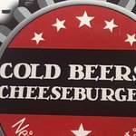 Cold beer and burgers