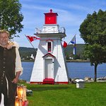 Historic Walking Tours help with lighthouse preservation. Mon-Fri, 2 pm, late June - early Sept.