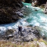 Photo of Tolmin Gorge