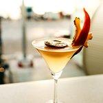 Martini with a twist:)