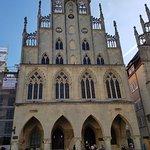 Historisches Rathaus Münster Foto