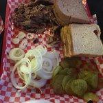 Foto de Augie's Alamo City BBQ Steakhouse