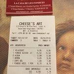 Photo de Cheese's Art Andorra