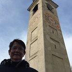 Bild från The Leaning Tower, Engadin St. Moritz