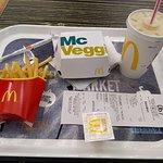 Foto van McDonalds Schiphol Airport