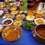 Lunch in the DPRK