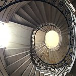 Every home could benefit from a spiral staircase, Seaton Delaval has two