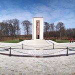 Photo of Luxembourg American Cemetery Memorial