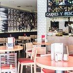 Mesas restaurante Candeli