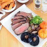 Friday nights are Steak nights both at our Restaurant and Quarterdeck Terrace & Amazing Views