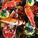 Supreme Paella 'Royale' with Scottish Lobster