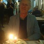 Roger's 60th birthday