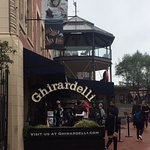 Foto de Ghirardelli Ice Cream & Chocolate Shop