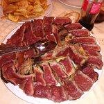 Photo de Osteria la bis Bistecca