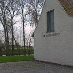 buitenaanzicht met zicht op Vlaamse Velden