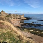 Photo of St Andrews Castle