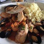 Bayou Fisherman's Stew