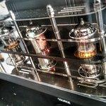 Moochin' About Espresso Bar - Persian Kitchen