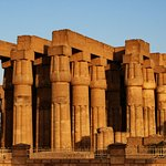 pylons at Luxor temple