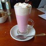 Unicorn Hot Chocolate!