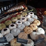 The Rolling Donut: More options