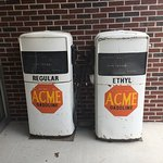 Gas Pumps from the Show