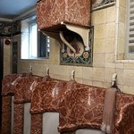 Gents grade 1 listed toilets.. 119 years old