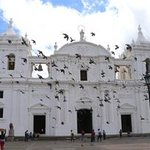 Leon Cathedral is the biggest in Central America