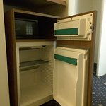 Is this the minibar of a 5 star at check in?