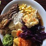 Foto de The Queens Head Inn Restaurant