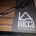 Trattoria la Boccaの写真