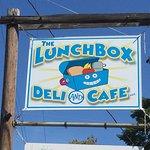 Lunchbox Deli & Cafe sign
