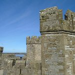Caernarfon Castle Tower