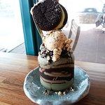 300 Restaurant Bar Desserts Εικόνα