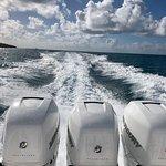 Super fast boat!