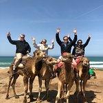 Camel rides!