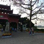 惠州西湖照片