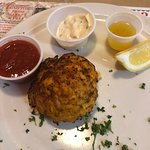 Ridiculously good crab cakes!