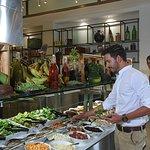 Our famous Salad bar