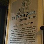 Foto de La Puerta Falsa