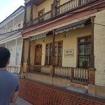 Photo of Baquedano Street