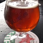 Kentucky Bourbon Barrel Ale. Excellent !