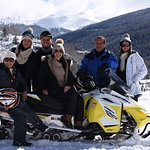 Family Winter Vacation Trip