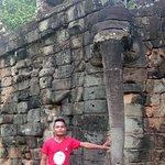 Tuk Tuk Okay | At the Angkor Thom central